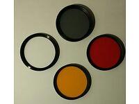 Filters Hoya 52 mm