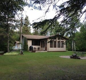 Energy Efficient House on 5 Acres Close to Hudson Bay