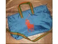 Mens Ralph Lauren Duffle Bag