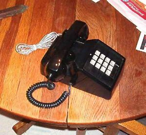 Vintage push button phone