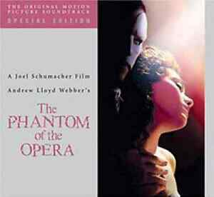 THE PHANTOM OF THE OPERA Original Soundtrack 2CD NEW