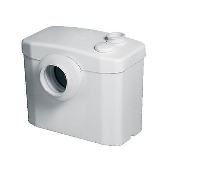 Saniflo 1001 WC Toilet Only Macerator Pump for Small Bore Sanitary Systems