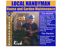 LOCAL HANDYMAN IN THE BRISTOL BS5 AREA