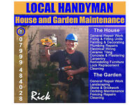 LOCAL HANDYMAN IN THE FISHPONDS AREA OF BRISTOL