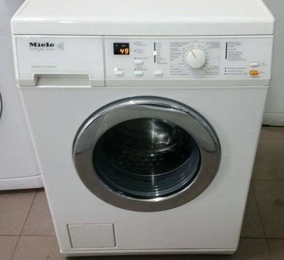 Miele w2241 softtronic washing machine faulty in plymouth devon gumtree - Interesting facts about washing machines ...