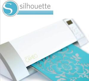 SILHOUETTE-CAMEO-Digital-Craft-Cutting-Machine