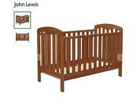 John Lewis Rachel Cotbed (Pine)