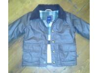 Baby gap boys coat