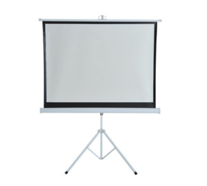 120 Inch Tripod Projection Screen