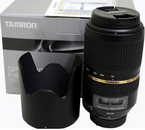 Tamron 70-300mm f/4-5.6 Di USD Lens for Sony Full Frame