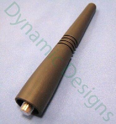 For Maxon Sp Sp120 Sp2000 Sp2550 Sp2850 Sl Sl70 Vhf Short Stubby Radio Antenna