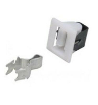 Dryer Door Catch Part Latch Kit for Frigidaire 5366021400 Dryer Door Latch Kit