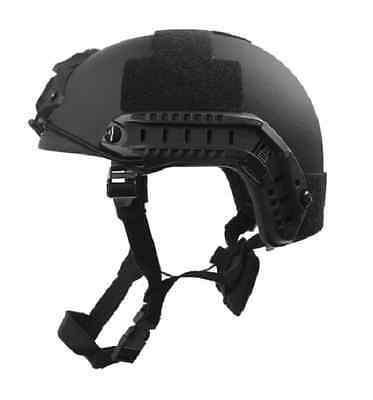 HIGH CUT Ballistic Helmet (Special Forces,)  LVL IIIA Helmet - Multi Cam