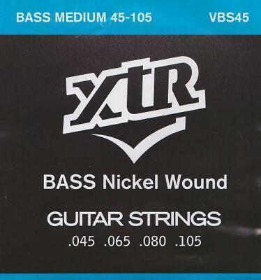XTR 4 STRING BASS STRINGS