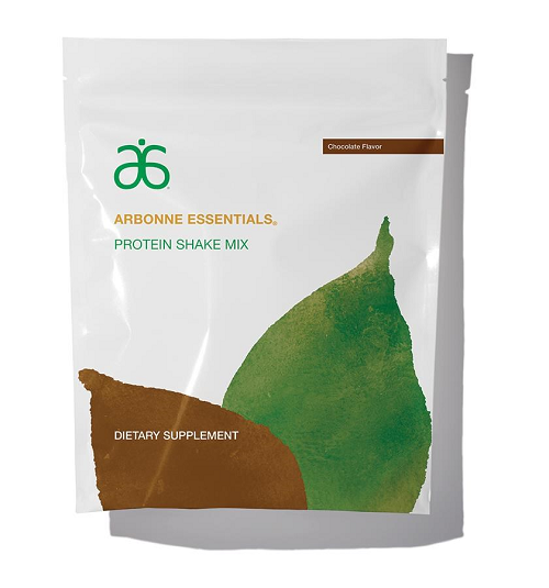 """""""FREE SHIPPING"""" ARBONNE Chocolate Protein Shake Mix (Powder) #2069 - 30 Servings"""