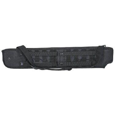 VooDoo Tactical 20-8917001000 Shotgun Scabbard, Black, One S