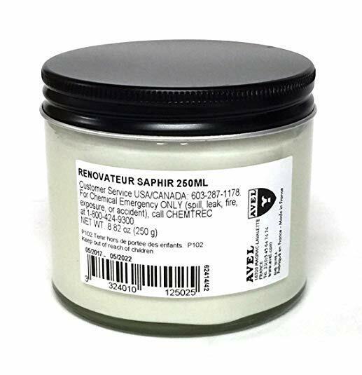 Saphir Renovateur – Luxury Leather Care Balm -250ML Large Jar Clothing & Shoe Care
