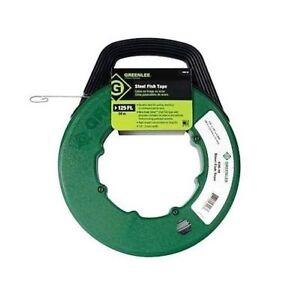 Greenlee fish tape 100ft