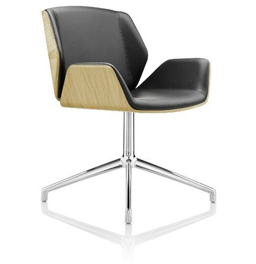 ***SOLD*** Kruze 4-Star Swivel Chair ***  sc 1 st  Gumtree & SOLD*** Kruze 4-Star Swivel Chair ***SOLD*** by Boss Design in Beech ...