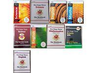 Various KS3 books