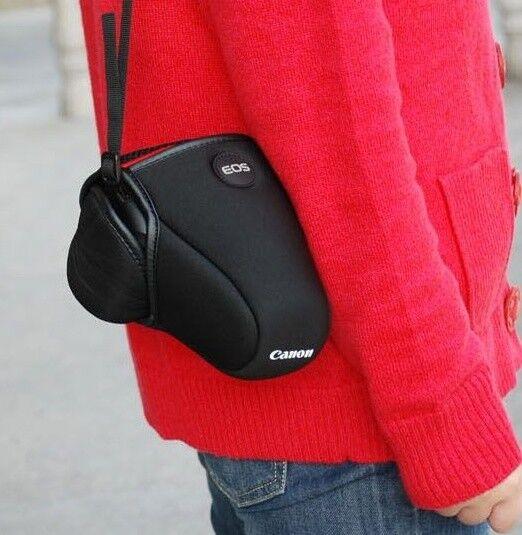 Canon SLR camera bag EOS 500D 200D 18-55 lens for the inner