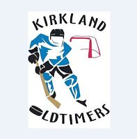 Kirkland Oldtimers Hockey - FREE for GOALIES
