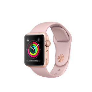 APPLE WATCH SERIES 3 38MM WITH GPS