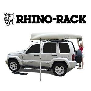 NEW* RHINO RACK SIDE LOADER RACK Rhino Rack Universal Side Loader Rack for Kayaks/Canoes 100697736