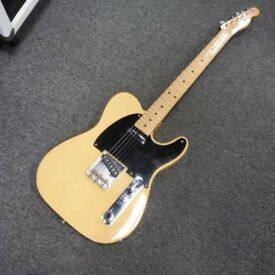 Fender telecaster classic player Baja electric guitar for sale