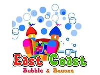Bouncy castle hot tub hire hull