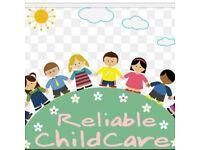 Registered insured childminder