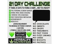 21 Day Weight Loss Challenge - Shortlisted for Nutrition Brand of the Year! FREE SHIPPING