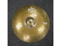 "Pearl 16"" Wild 500 Crash Cymbal"