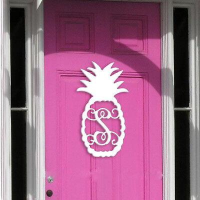 Personalized Door Wreath (22
