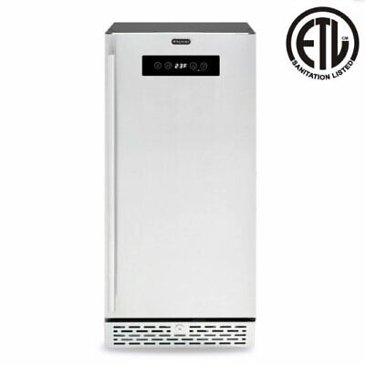 Whynter Stainless Steel Built-in Or Freestanding 2.9 Cu. Ft. Beer Keg Froster...