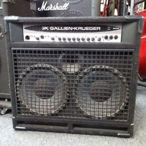 GK 210 Bass Combo
