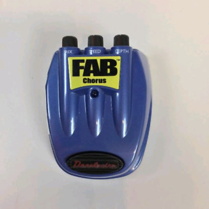 Danelectro FAB Chorus  Guitar Pedal