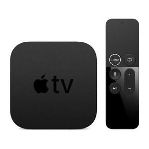 APPLE TV 4 K 64 GO MP7P2CL/A - NOIR