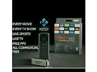 Fire tv stick with kodi free Indian channels