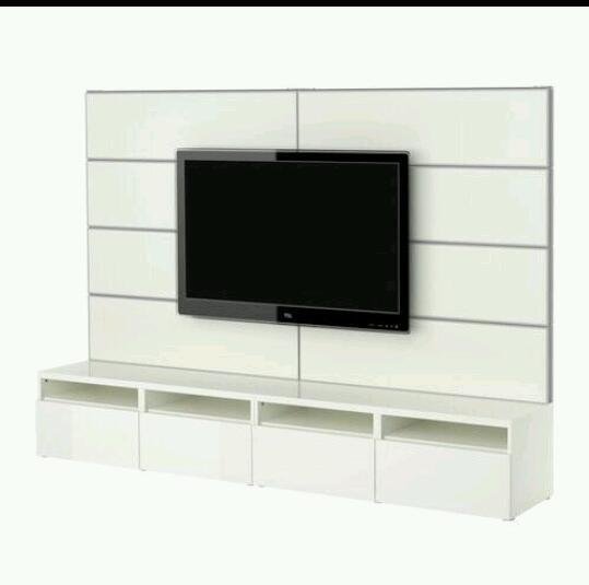 ikea framsta tv mount panel in weaverham cheshire gumtree. Black Bedroom Furniture Sets. Home Design Ideas