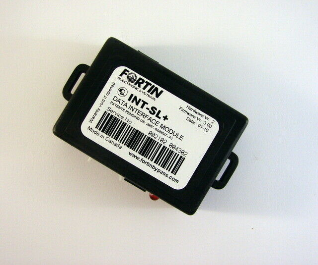 Fortin INT-SL+ Domestic Self Learning Immobilizer Bypass Module  INTSL Plus
