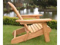 Adirondack OAK chair