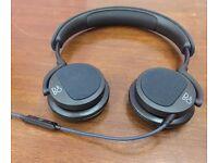 BANG AND OLUFSEN H2 headphones black