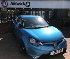 2014 MG MOTOR UK MG3 HATCHBACK 1.5 VTi-TECH 3Style 5dr