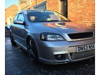 Vauxhall Astra Gsi shell including many parts
