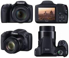 Canon SX400 Powershot camera