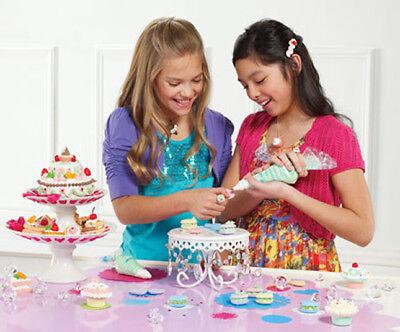 Whipple Craft 'N Fun Creme Sensational 9 Sweets Creations Set Chocolate Colored