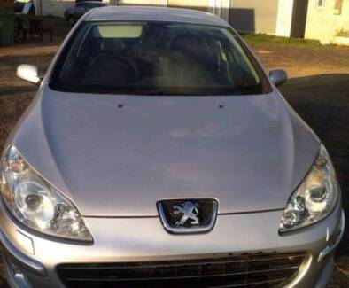 WRECKING PEUGEOT 407 V6 PETROL AUTO 2005 ALL PARTS DELIVER FREE