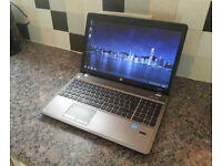 "HP 4540s ProBook 15.6"" LAPTOP, FAST CORE i7 3.50GHz, 8GB, 500GB, WIFI, BLUETOOTH, DVDR, WEBCAM, HDMI"