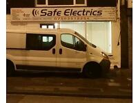 Electrician/ electricians mate required